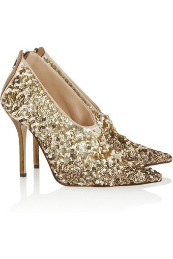 these sequined Oscar de la Renta heels are called Eva. given my proclivity for sparkle, that cannot be a coincidence. it just can't!