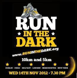 We're support Mark Pollock and the Race in the Dark so join us - either running, sponsoring or simply spreading the message….!