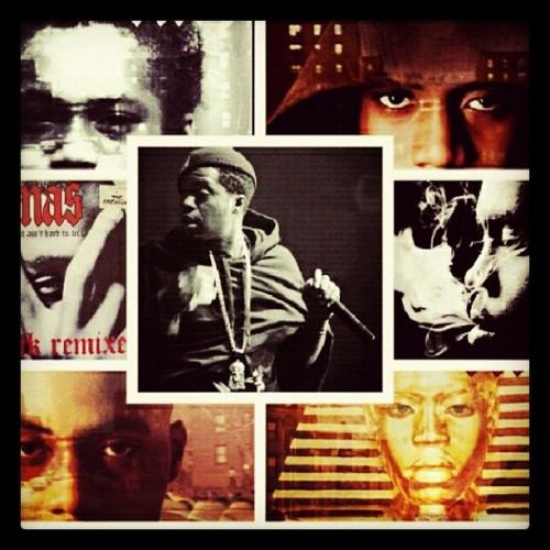 1017jets:  nasty nasty NaS is a rebel to America…#nas #greatestrapperever #hiphop (Taken with Instagram)
