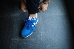 fottshop:  New Balance x K-way