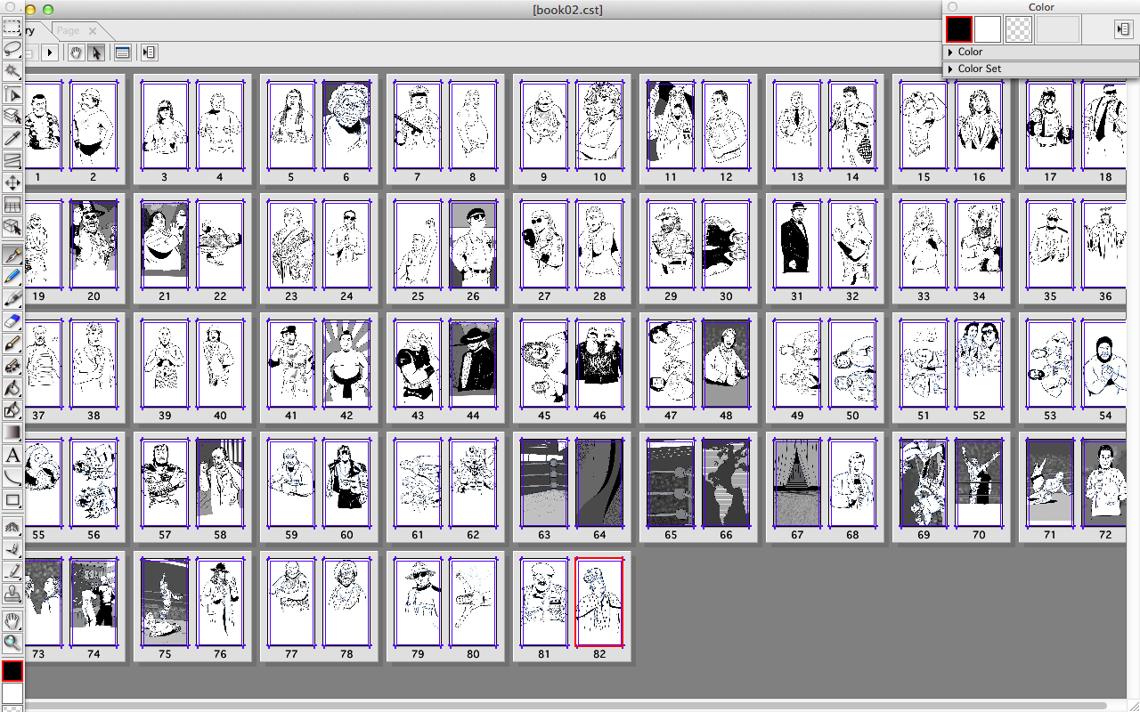 What's that? Volume 2 of the book seems to be completed? Yep, looks that way.