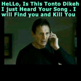 Tonto dikeh is in trouble