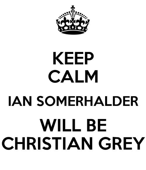 We want Ian Somerhalder!!