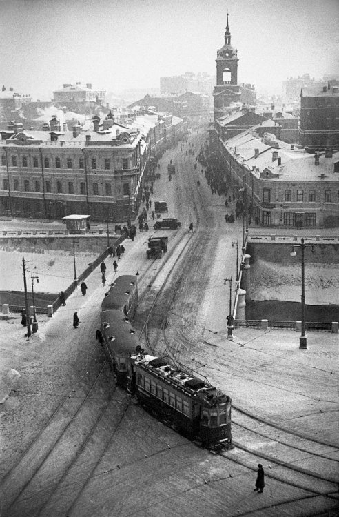 firsttimeuser:  Moscow, 1930s