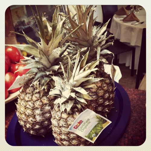 Day 17; Fruit. Pineapples 🍍 (Taken with Instagram)