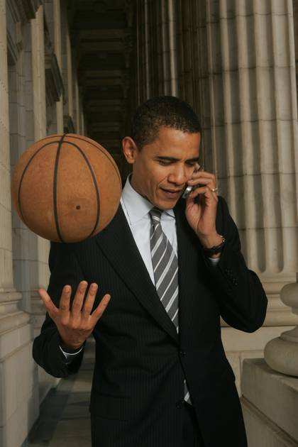 "obamaonbasketball:  Yes…perhaps that could…""the shock ya at Hofstra?""…is that pushing it a bit too…alright, I agree…thanks Joe."