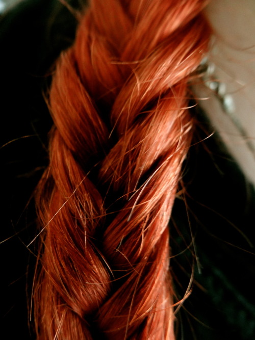 sassydragon:  Ugly fishtail I just made. I like the picture, though :D