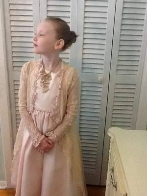 This little girl dresses as a different historical figure every day. Who says Halloween only has to come once a year?