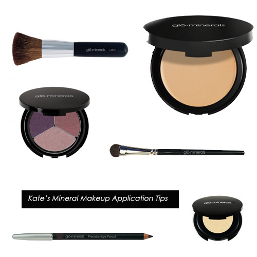 Kate McCarthy shares her top mineral makeup application tips in this week's Q&A with Kate. What are you top mineral makeup application tips?