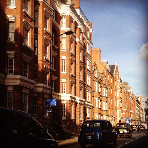 London. (Taken with Instagram)