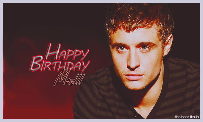 #TheHost @TheHostFilm Happy 27th Birthday Max Irons!