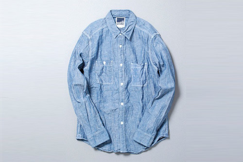 vendor Things - CHAMBRAY WORK SHIRTS