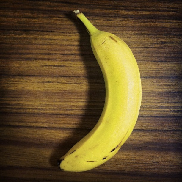 #bananagram (Taken with Instagram)