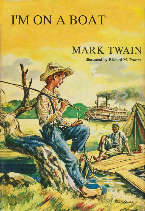 Shout out to Alex Dugger for reminding me I missed one! Mark Twain: The Adventures of Huckleberry Finn