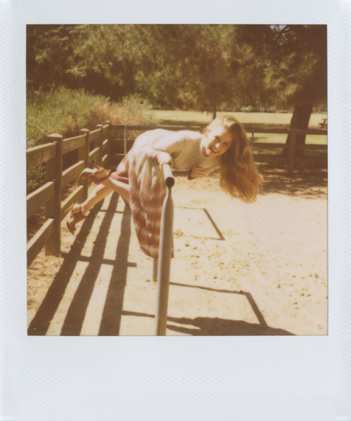 Vintage. Amy Adams for Band Of Outsiders.