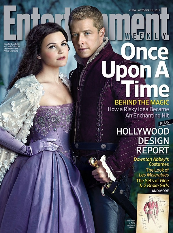entertainmentweekly:  This week in EW: Once Upon a Time has cast a spell on TV viewers — and we've got all the scoop on season 2.