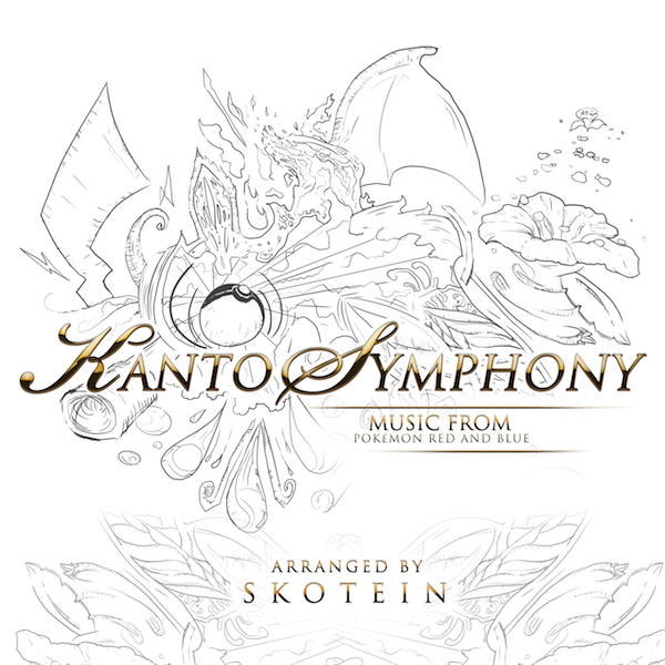 Bulbanews:  Kanto Symphony is a project from the creator of Pokémon Reorchestrated, Braxton 'Skotein' Burks, a music student and composer/arranger from Seattle, WA. He has been a huge fan of the Pokémon series since it made its way to the U.S. in 1998 and continues to play the games up to the current generation. Having grown up with Pokémon and being surrounded by film and game scores early on in life, project creator 'Skotein' always dreamt of what a cinematic, live action Pokémon film would be like. Over the course of 5 years, he then developed his musicianship and sought to realize his dream of breathing new life into the 8-bit music of the original Pokémon Red/Blue games. Kanto Symphony is the result of these efforts. He plans to focus on his music education after the release of Kanto Symphony, but has plenty of other ideas for video game music projects in the works, both Pokémon-related and otherwise.  Truly amazing, buy it on Joypad Records. (Worldwide available, I recommend the Apple Lossless format.)