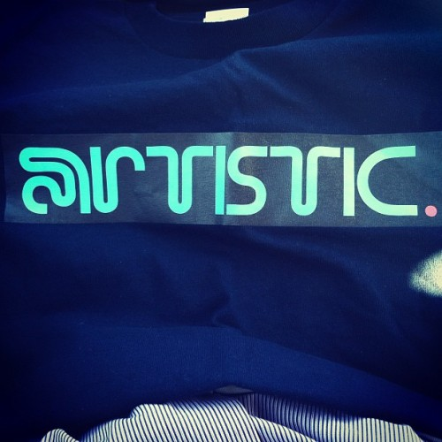 This #tshirt is for those who not only talk #art, but #live it! Get yours at shop.artabovereality.com starting tomorrow! #artabovereality #inspiring #global #artistic #expression #entrepreneur #popular #popularpage #photooftheday #picoftheday #gear #hot #iphonesia #iphoneonly #business #smallbusiness #grind #working (Taken with Instagram)