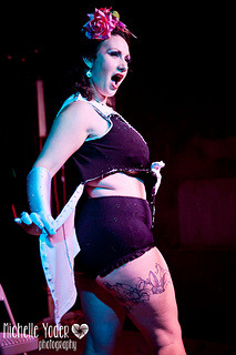School of Shimmy Presents: Burlesque CraftingTuesday, October 23rd 7pm Center For Sex and Culture: 1349 Mission St., San Francisco All classes are $30, unless otherwise noted. Description:Fans, hats, pasties, shimmy belts, flowers for your hair and more! Make your performance pop and figure out how to do it yourself. Some supplies available day of class and a list of supplies to bring will be provided at registration. http://www.redhotsburlesque.com/ All classes are open to students of any age or gender who want to shake it on stage or in the bedroom. No previous dance or performance experience is required. No deposit needed for class, however space is very limited and reservations are strongly encouraged. To reserve a spot email: redhotsburlesque@gmail.com with S.O.S. in the subject line. State which class(es) you are interested in and don't forget inquire about discounted rates!
