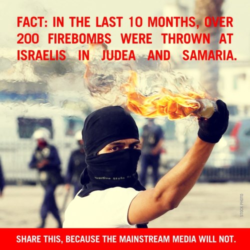 eretzyisrael:  Share this, because mainstream media won't.