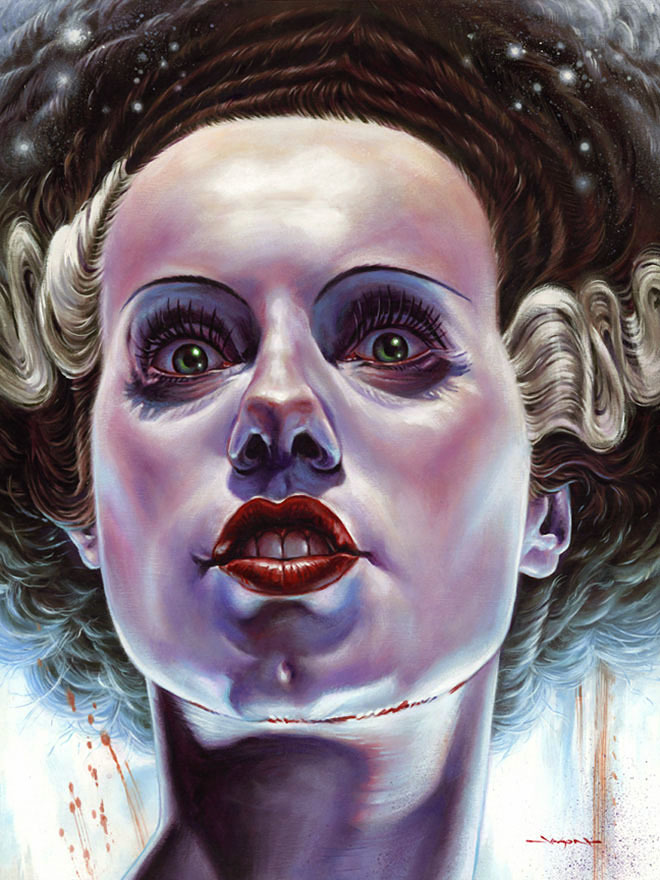 The Bride Jason Edmiston
