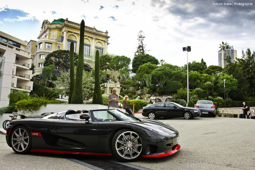 Beware of the monster Starring: Koenigsegg CCR R-evo (by Reivax Autos)