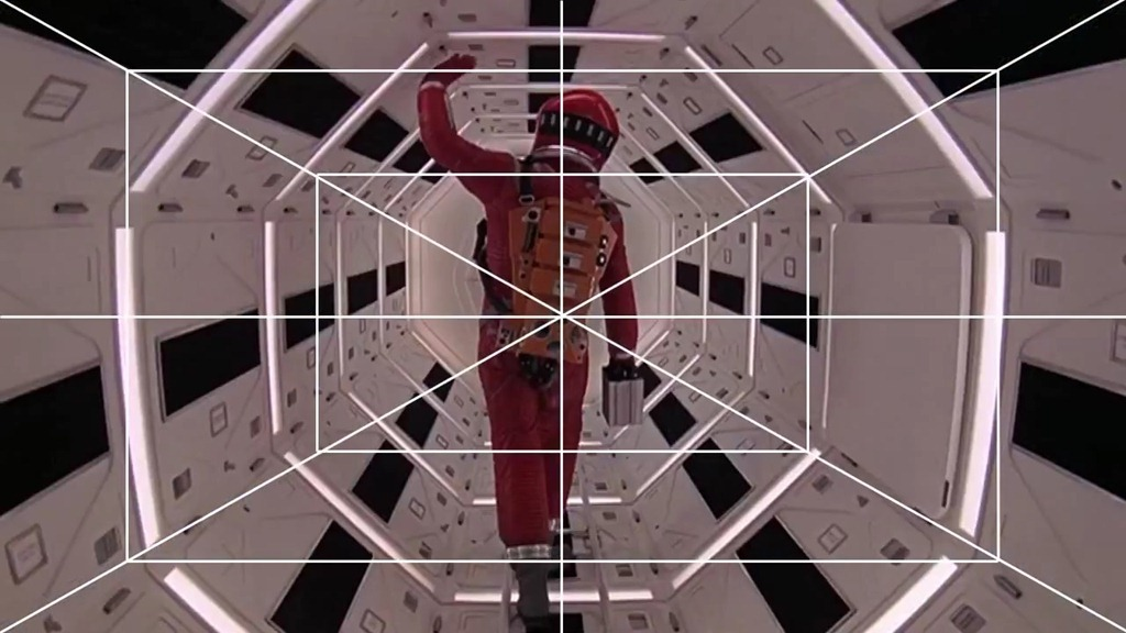 fer1972:  Kubrick / One-Point Perspective