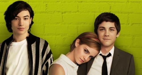 """We accept the love we think we deserve."" —The Perks of Being a Wallflower Never read the book, but really enjoyed the movie. Emma's American accent needs a little work, but hey, nobody's perfect (not even Hermione)"
