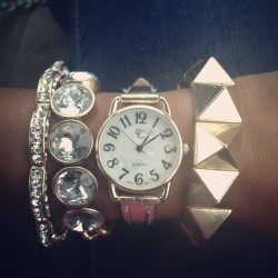 #armcandy of the day. #armparty #jewelry #fashion