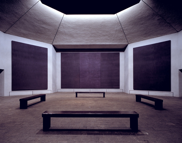 Rothko Chapel, Houston TX