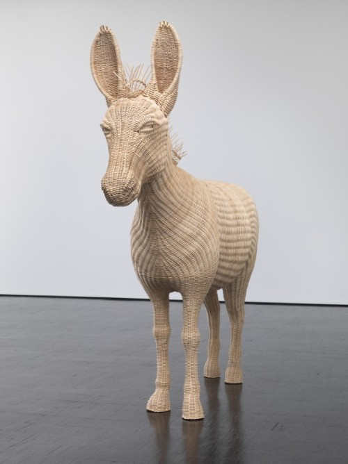 Mai-Thu Perret at Barbara Weiss