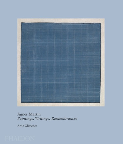 Save 30% this weekend on Arne Glimcher's beautifully crafted book on Agnes Martin!  We think it would make a perfect holiday gift for the art lover in your life. #Black Friday  Agnes Martin: Paintings, Writings, Remembrances by Arne Glimcher, Pace Gallery founder, brings together 130 of Martin's paintings and drawings, with her previously unpublished writings and lecture notes, which vividly illuminate her art. Letters and facsimiles are reprinted in Martin's own hand, and cut to notebook size, adding an element of intimacy to this incredible publication.
