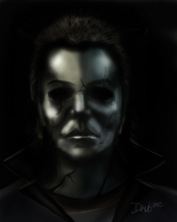 Michael Myers by Joseph R. Davis