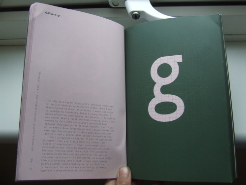 old font book from the graphic design days