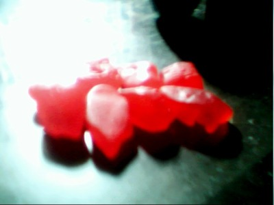 No matter how old I get, when I get a pack of fruit snacks that is mostly reds, I get excited!