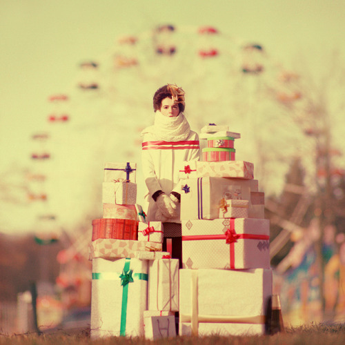 gift by oprisco on Flickr.