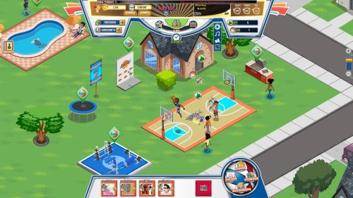 NBA 2K Facebook Game, Mobile App sportsgamershow: A new Facebook game and mobile app for NBA 2K13 are now available to download. NBA 2K MyLife and MyNBA2K both enable users to play various mini-games to earn additional VC and unlock new clothing, dunk packages and other extras for your MyPlayer in NBA 2K13. Although obviously not as engaging as the actual game, the purpose of both apps are to give users the ability to simply earn VC. In my experience so far, you can earn VC faster using the apps compared to playing the actual game. However, users are limited in the amount you can earn per day. iTunes Link || Facebook Link