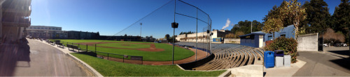 Beautiful day at Evans Diamond.