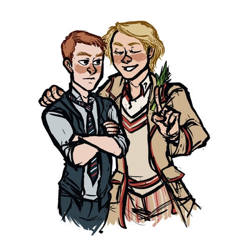spaceywaceynerd:  Who doesn't like Turlough? I use to love him… but; his mini-shorts yeah,not that much