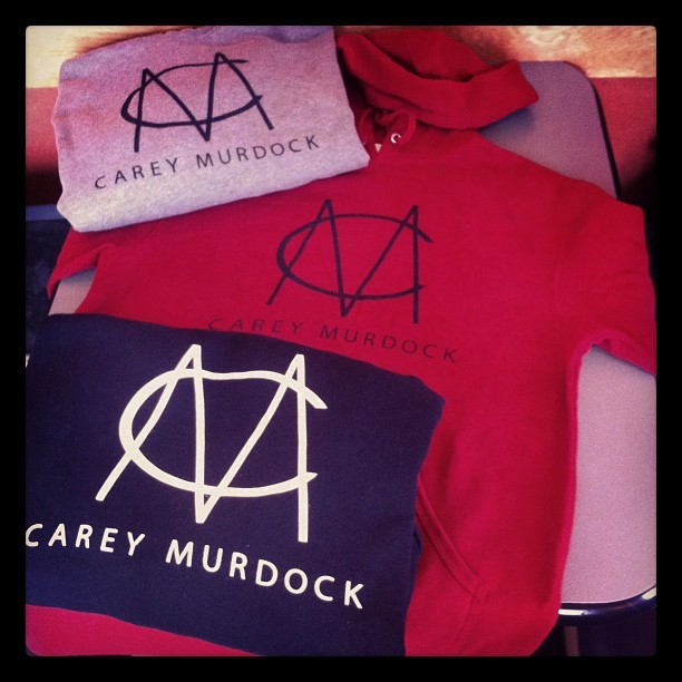 #careymurdock #hoodies or hooded #sweatshirts are here! #hello #fall !! #fashion #logo #want #style #design #red #black #gray