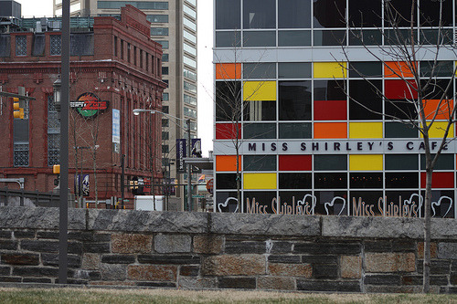 Miss Shirley's to open in DC? This would be awesome! When Baltimore residents are looking for dishes like chicken and waffles and Key lime-cheesecake stuffed French toast, many of them (between 1,000 and 1,500 on a typical Saturday, in fact) turn to Miss Shirley's. Soon, D.C. residents may get the same opportunity. (via Eater DC)