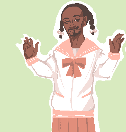 satan-tier:   twitchy-witchy-kittyaskedsatan-tier:  magical girl snoop dogg