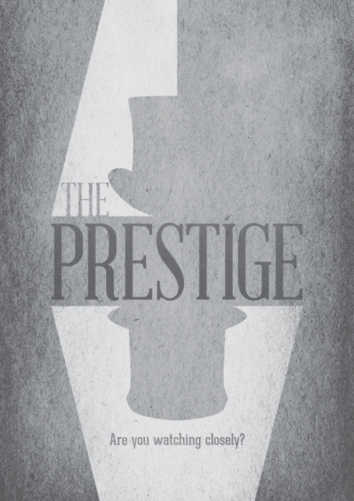 dkmoviereviews:  The Prestige (2006)