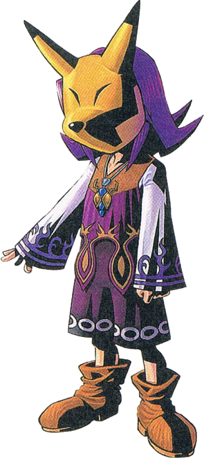 Trip Kafei Ever wanted to set a dog on the adorable Kafei from Majora's Mask? Thanks to this little easter egg, you can make everyone's favorite blue-haired bishounen fall flat on his face. Click here for details!
