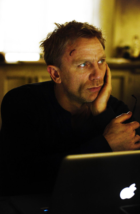 Mikael Blomkvist (The Girl with the Dragon Tattoo, 2011)