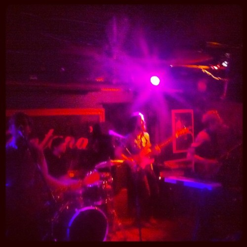 Generationals at Pirate! Party @generationals #cmj2012 #pirateplayground  (at Fontana's)