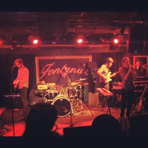 Generationals!! Now!!! #pirateplayground (at Fontana's)