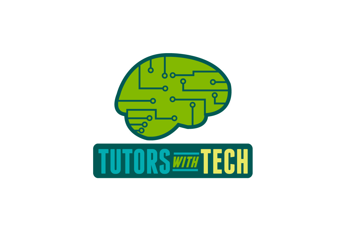 Tutors with Tech. This was my personal favorite of the designs I did for this client. I usually only post the design they chose, but sometimes I like one they didn't choose more. This is one of those times. Eh… all that matters is that they are happy with the result. I got two dope logos to post out the deal so I'm not mad at all.