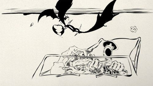 Fear and Loathing with Ralph Steadman