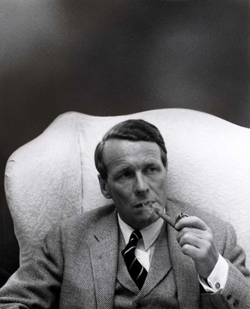 "David Ogilvy *1911-1999 (88) The Father of Advertising ""The consumer isn't a moron; she is your wife."""